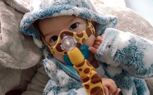 'É uma luta contra o tempo', diz pai de bebê com AME que espera por remédio de R$ 11 milhões