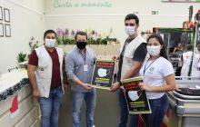 Comerciantes de Itaipulândia abraçam causa na defesa contra a Covid-19