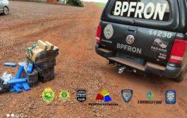 Ex vereador de Pato Bragado é preso com maconha durante Operação Sinergia