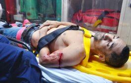 Casal é atingido por vários disparos de arma de fogo nesta madrugada