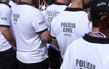 Concurso público da Polícia Civil do Paraná é marcado para fevereiro de 2021