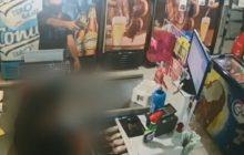 Matelândia: Polícia Civil tenta identificar autor de roubo registrado em Agro Cafeeira