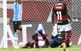 Racing elimina o Flamengo da Libertadores nos pênaltis; Torcedores protestam