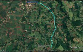 Definido o percurso da nova estrada entre São Roque, Missal até Ramilândia