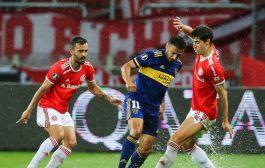 Com homenagem a Maradona, Tévez marca, e Inter perde para o Boca