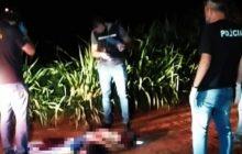 Homem é encontrado morto com disparos de arma de fogo