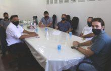Prefeitos eleitos de Missal e Ramilândia discutem convênio firmado em 2013 entre os municípios