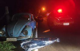 Homem é assassinado em São Roque, interior de Santa Helena