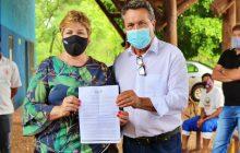 Secretário de Estado Márcio Nunes visita Itaipulândia