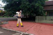 Dengue: Agentes de Endemias de Missal realizam bloqueio de casos