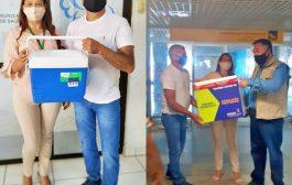 Município de Itaipulândia recebe mais 70 doses da vacina para Covid-19