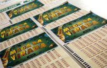 Mega da Virada: Duas apostas acertaram as seis dezenas