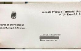 Contribuintes têm até o final de março para pagamento do IPTU