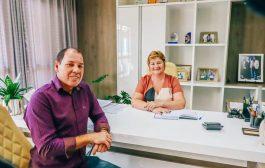 (WEB TV) Entrevista com prefeita de Itaipulândia Cleide Prates