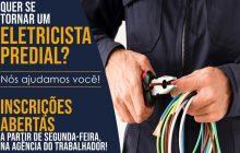 Município de Santa Helena oferta curso gratuito de Eletricista Predial