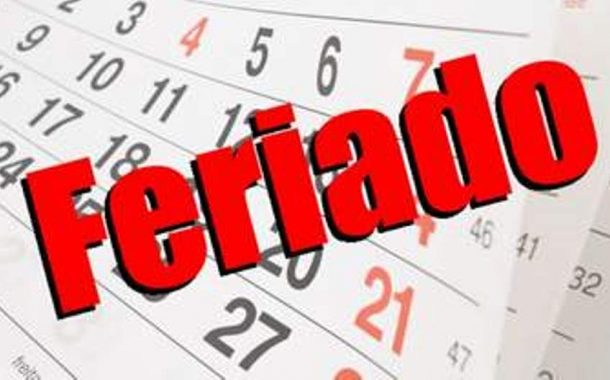 Veja o calendário de feriados nacionais e de pontos facultativos em 2021