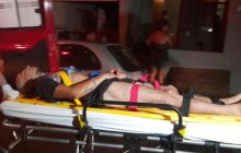 Três pessoas são baleadas durante a madrugada