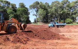 Santa Helena: Município terá patrulha de máquinas para atender pedidos de terraplenagens