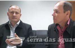 Prefeito Zado cobra melhorias no fornecimento de energia da Copel
