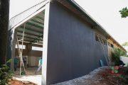Missal: Ampliação do Barracão da Associação de Catadores Recicláveis está em fase final de construção