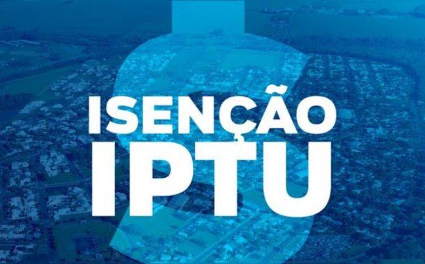 Itaipulândia: Departamento de Tributação suspende prazo dos pedidos de isenção do IPTU
