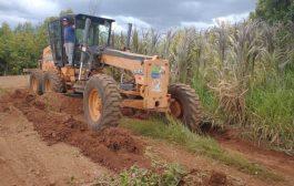 Iniciado serviço de patrolamento em estradas na região da Formiga em Missal