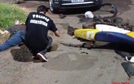 Policial Militar morre em acidente