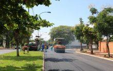 Santa Helena: Administração pede compreensão da população quanto a obras de asfalto