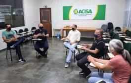 ACISA, COMTUR e município se unem para criação de roteiros turísticos e City Tour