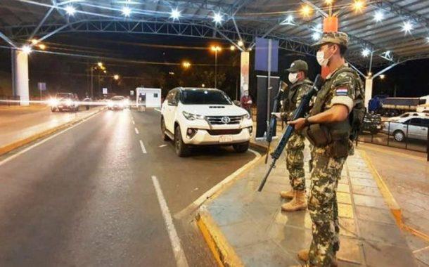 Paraguai inicia quarentena neste sábado; Ponte será fechada?