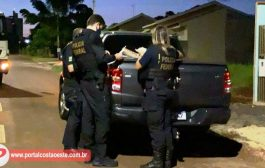 Itaipulândia: Operação da Polícia Federal prende criminosos que atuavam no tráfico internacional de drogas e contrabando