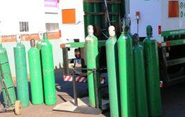Secretaria de Saúde é contemplada com cilindros de oxigênio através do Sicoob