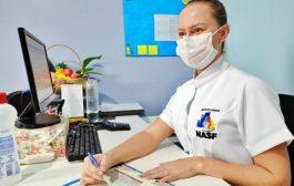 Em Itaipulândia nutricionista faz a diferença na vida das pessoas durante a pandemia