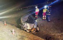 Morador de Itaipulândia perde a vida em grave acidente na BR-277