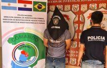 Brasileiro procurado por matar policial militar é preso no Paraguai