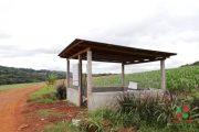 Ecopontos construídos em Missal auxiliam Acamis e preservam o meio ambiente