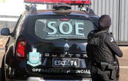 Presos de Santa Helena são transferidos para Penitenciária de Foz