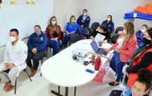 Secretaria de Saúde de Itaipulândia promove capacitação sobre o Caso Araceli