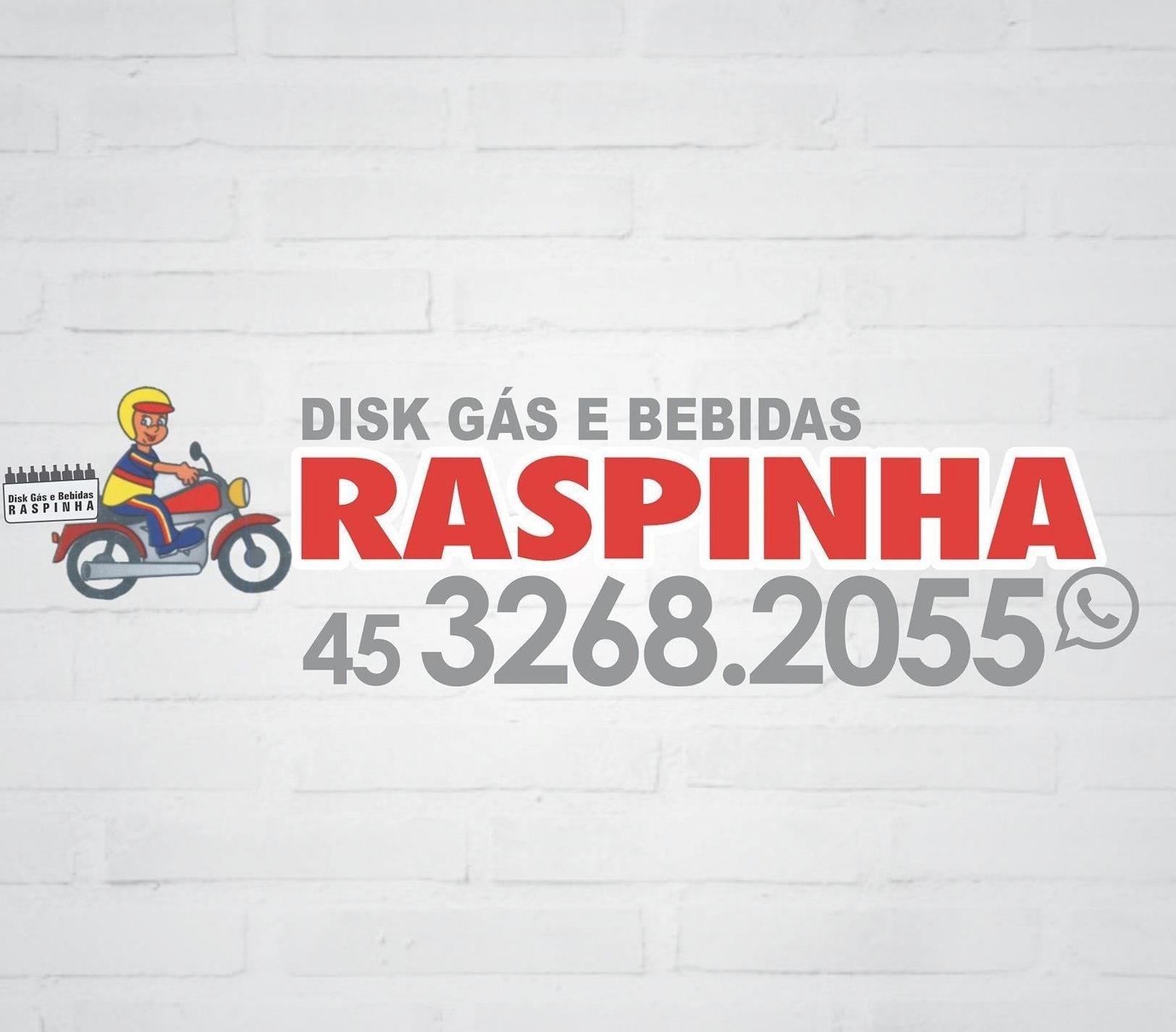 RASPINHA BEBIDAS MAIO 2021