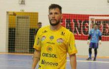 'Papão' é o mais novo reforço do Santa Helena Futsal na disputa da Série Bronze