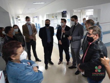 Hospital de São Miguel disponibiliza 10 leitos de UTI exclusivos para Covid-19