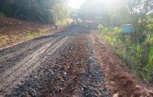 Resíduo de asfalto auxilia melhorias em estradas rurais de Missal