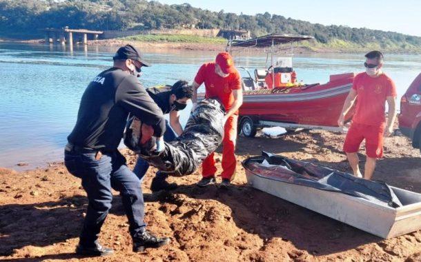 Familiares reconhecem no IML homem que morreu afogado no Rio Paraná