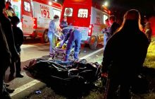 Grave acidente tira vida de duas pessoas
