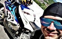 Rondonense morre após acidente com moto no Estado de SC