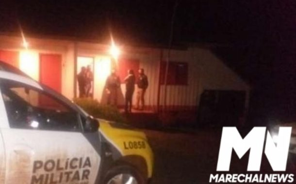 Jovem é morta a tiros no interior de Toledo, ex-marido pode ter sido o autor