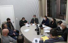 Prefeito Ferrari participa de reunião das Comissões na Câmara de Vereadores