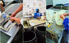 Itaipulândia: Empresa do ramo de subprodutos de origem animal recebe visita de equipes da Administração Municipal