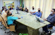 Demandas municipais e ações integradas são alinhadas entre o município de Itaipulândia e Conselho dos Lindeiros