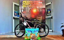 Pedalando por Itaipulândia: inscreva-se, concorre a uma bike e apoie a causa animal